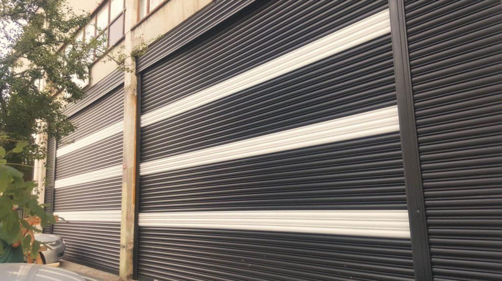 Otomatik Çelik Kepenk